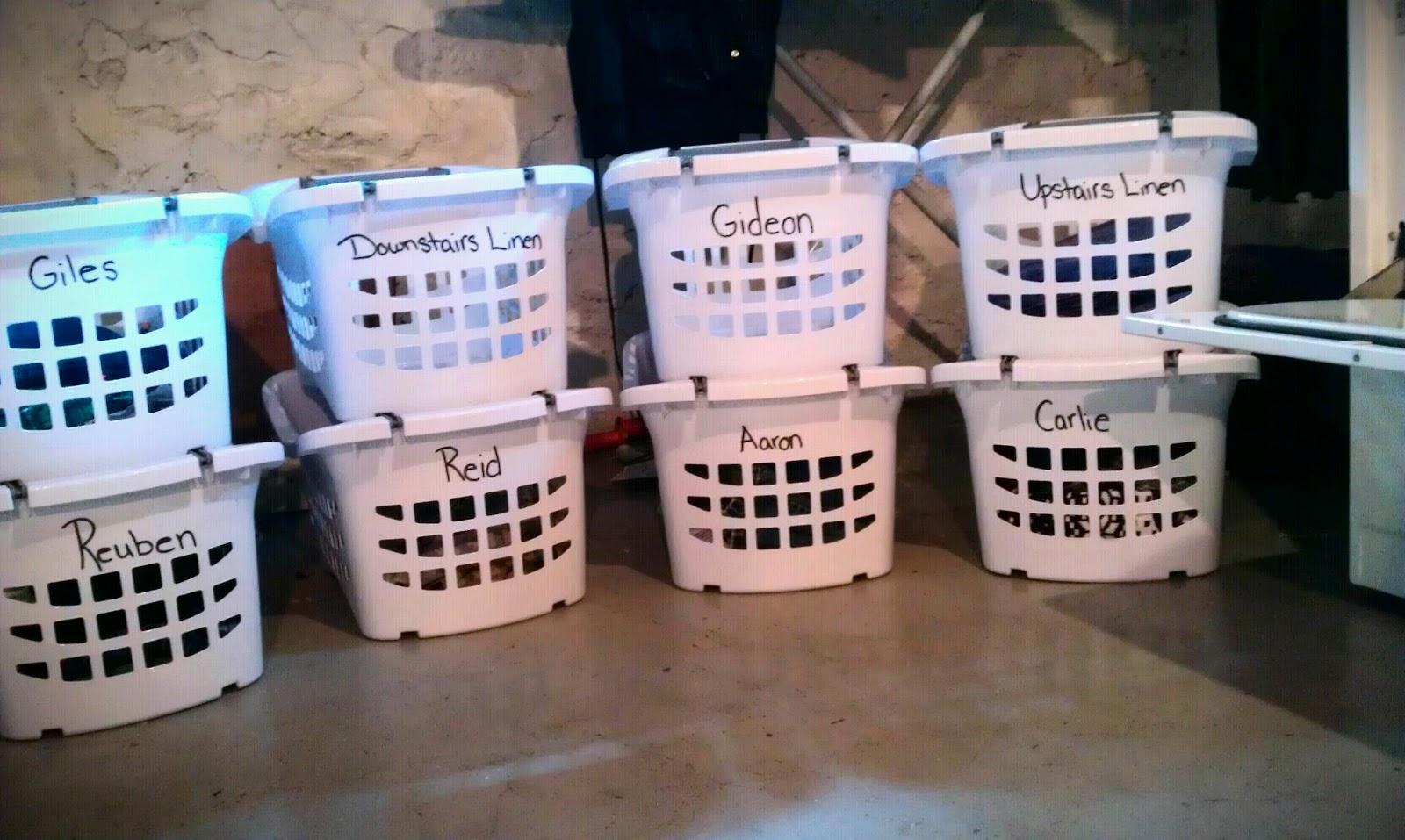 Twinkling along september 2013 - Laundry basket lights darks colours ...