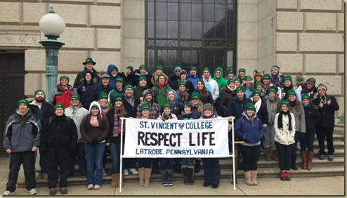 SVC March for Life 2013