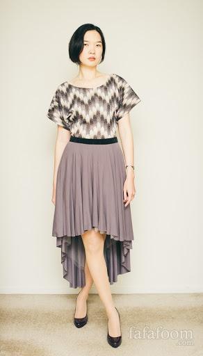 Circle Skirt Dress