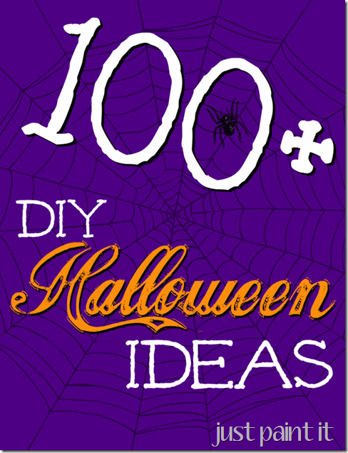100 DIY Halloween Ideas!