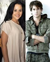 Zuria Vega y Pablo Lyle en romance