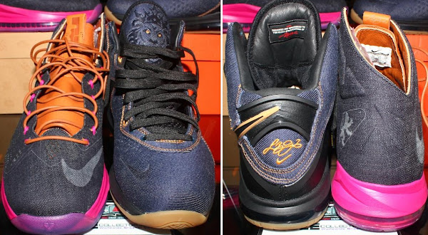 nike lebron 10 sportswear pe denim 9 00 Breaking: Nike LeBron X EXT Denim QS Retails For $180