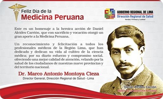 día medicina peruana 2