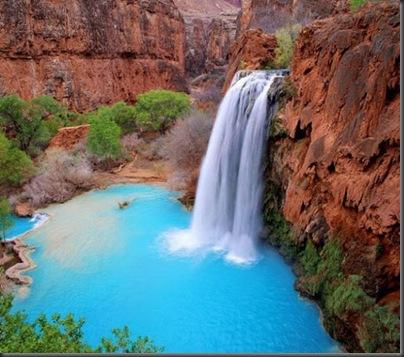 cascade superbe