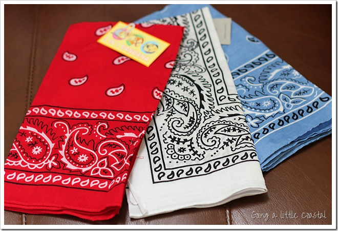 bandanas