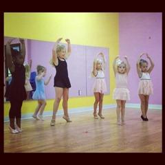 dance class #3- group