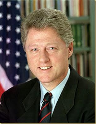 BILL CLINTON – W4BVX – EX-PRESIDENTE NORTE-AMERICANO