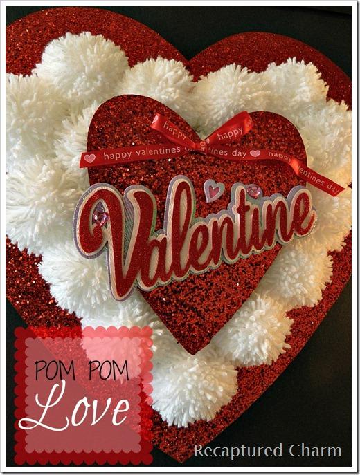 Valentine Heart Frame 076b