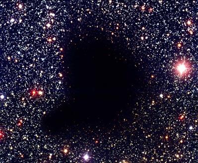 nuvem molecular Barnard 68