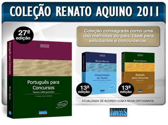 23 - Português - Coleção Renato Aquino