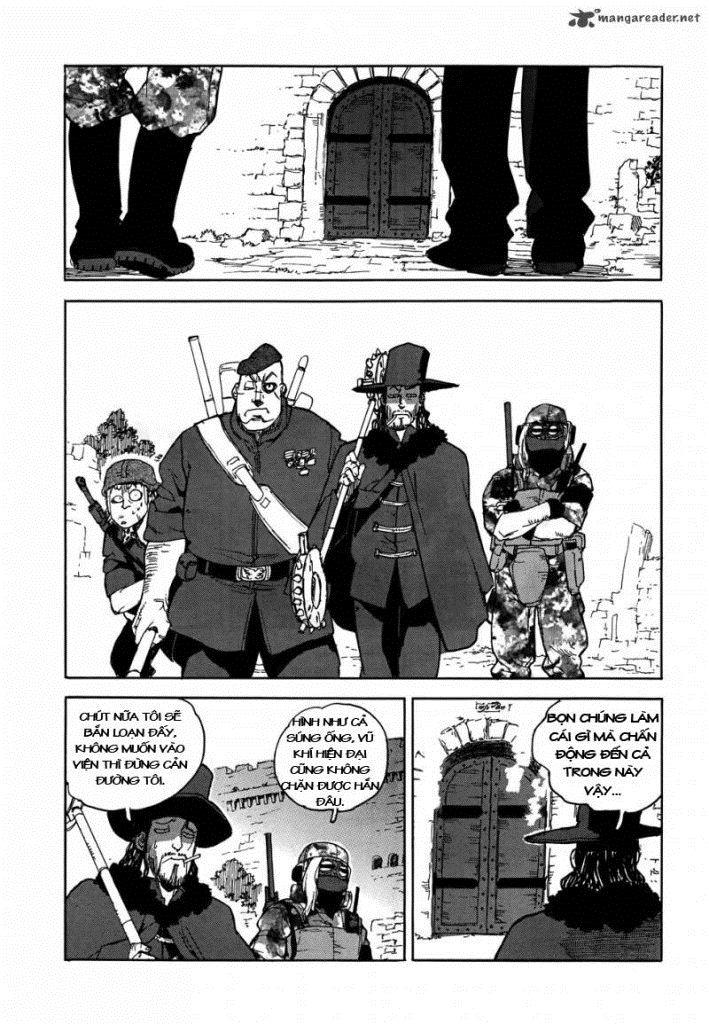 Aiki chap 90 - Trang 7