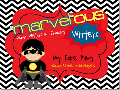 Marvelous Writers