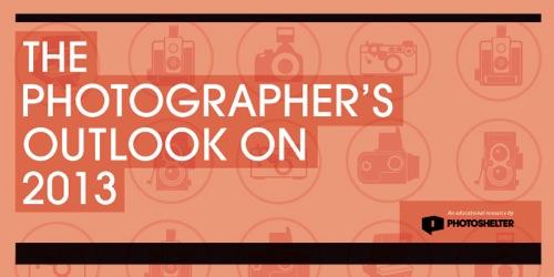 Photographers Outlook on 2013 slotA