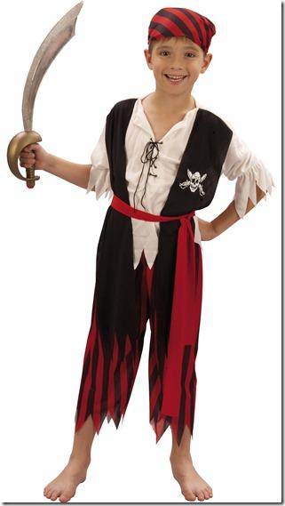 disfraz casero de pirata (2)