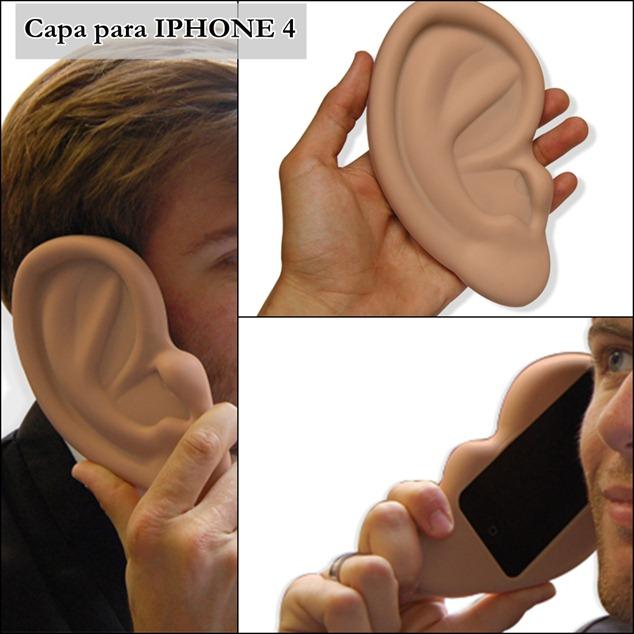 iphone orelha