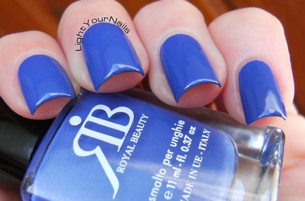 Royal Beauty Blu Lacca
