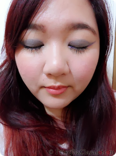Priscilla Clara beauty blogger IBB MUC Maybelline makeup Color Tattoo  1