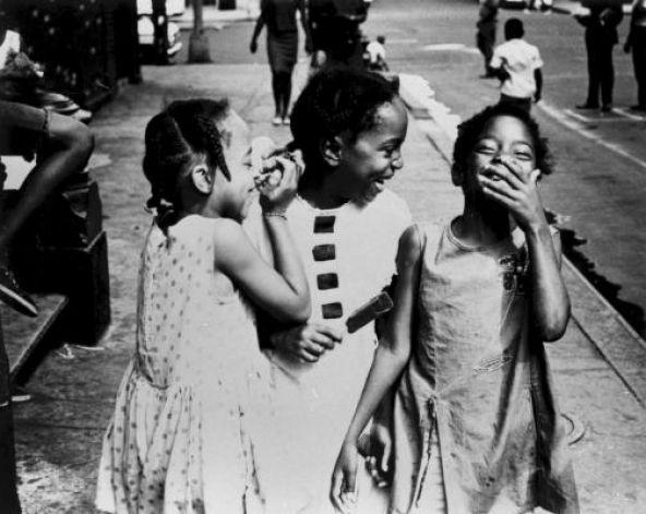 Emil Cadoo  Harlem 1966