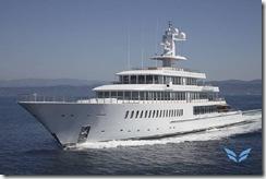 ラリー・エリソンのヨット