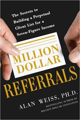 million dollar referrals by alan weiss