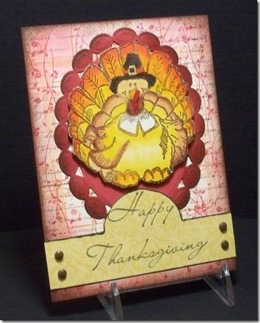 Tommy Turkey 1