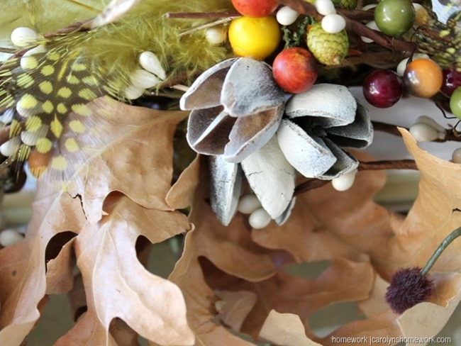 Stash Buster Fall Wreath via homework (4)