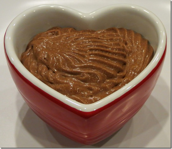 Julia Child's Chocolate Mousse for her 100th birthday 8-14-12