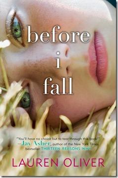 before I fall- Lauren Oliver