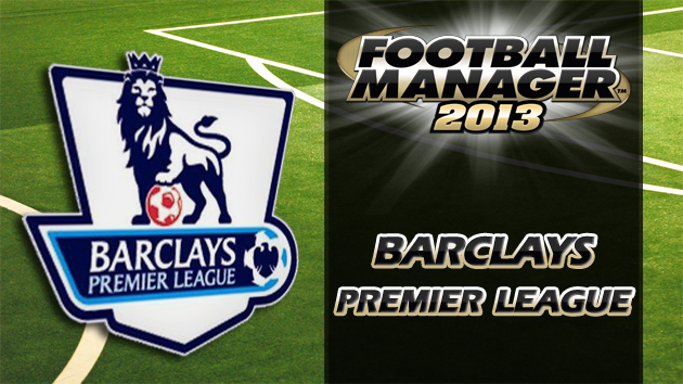 Barclays Premier League Rules FM13