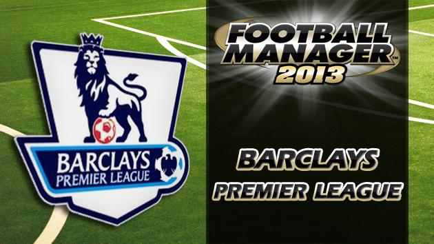 Barclays Premier League Rules FM13