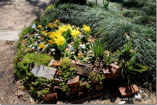 Afton Villa Gardens St Francisillve, LA - a garden among ruins