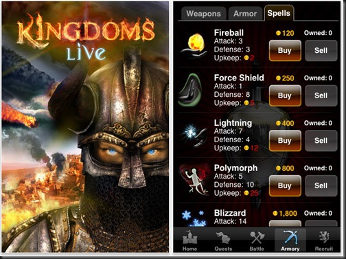 Kingdoms Live™