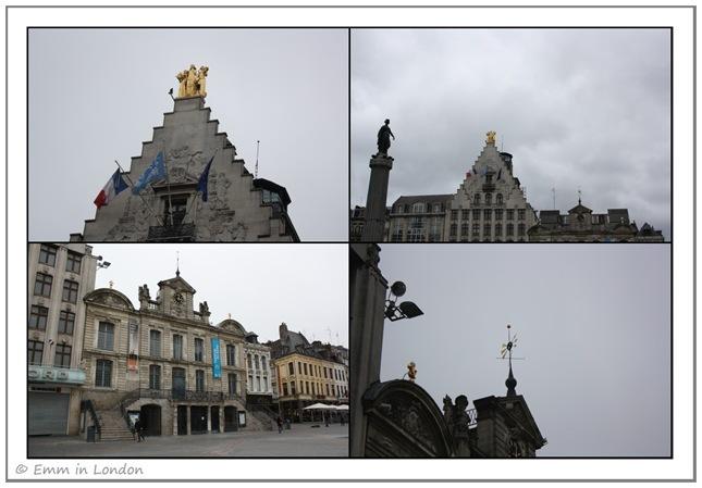La Voix Nord et La Grand Garde, Lille