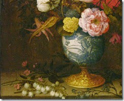 4 van der ast, Wan-Li vase with flowers