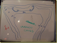 Vaadhoo Caves Dive Plan