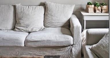 Nice Gwen Moss: Goodbye Chocolate Monster Sectional U2026hello New Belgian Linen  Couch