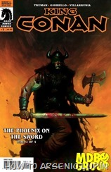 King Conan - The Phoenix in the Sword #01