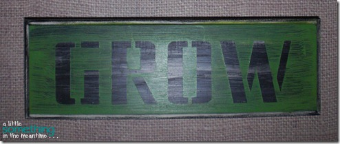 Grow Sign WM