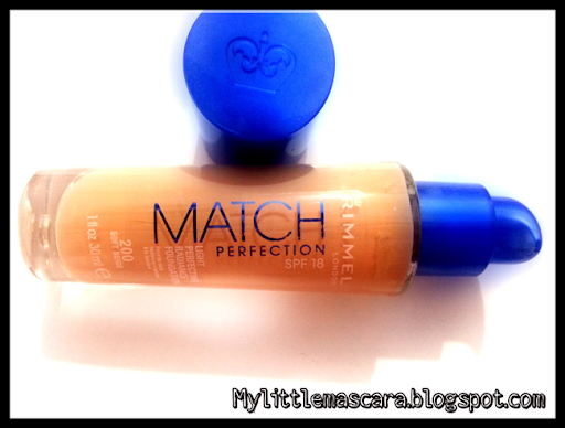 Rimmel London - Match Perfection