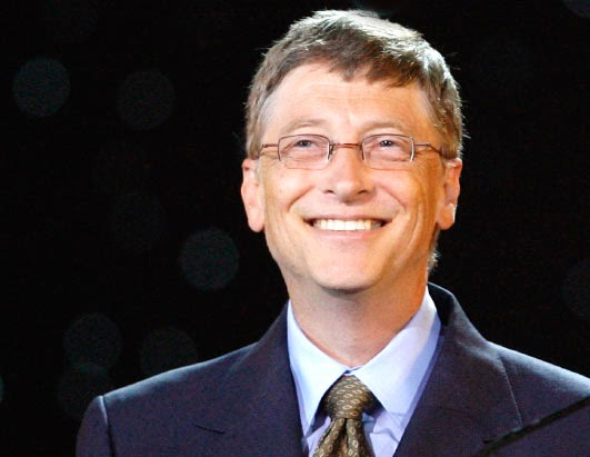 how did Bill Gates make his wealth