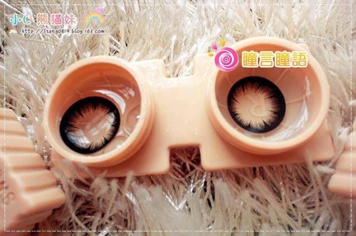 韓國NEO隱形眼鏡-NEO小可愛黑色二代5