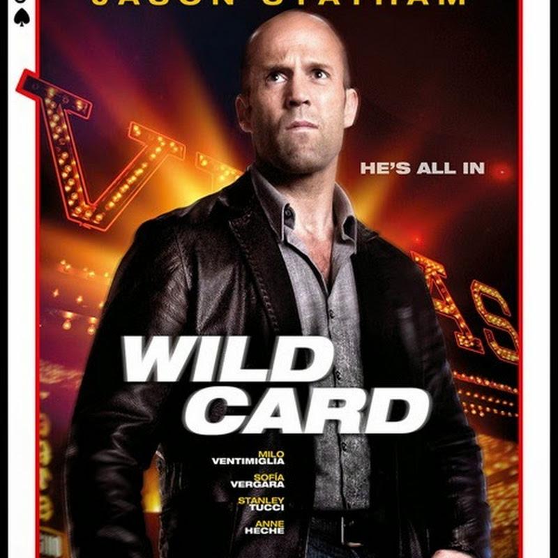 """Filme de Jason Statham """"Wild Card"""" Já no CinePlace [Horários]"""