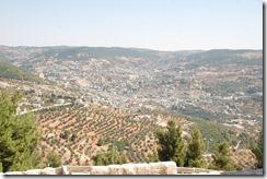Oporrak 2011 - Jordania ,-  Ajlun, 19 de Septiembre  27