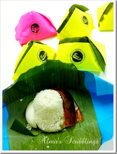 fancy nasi lemak - inside