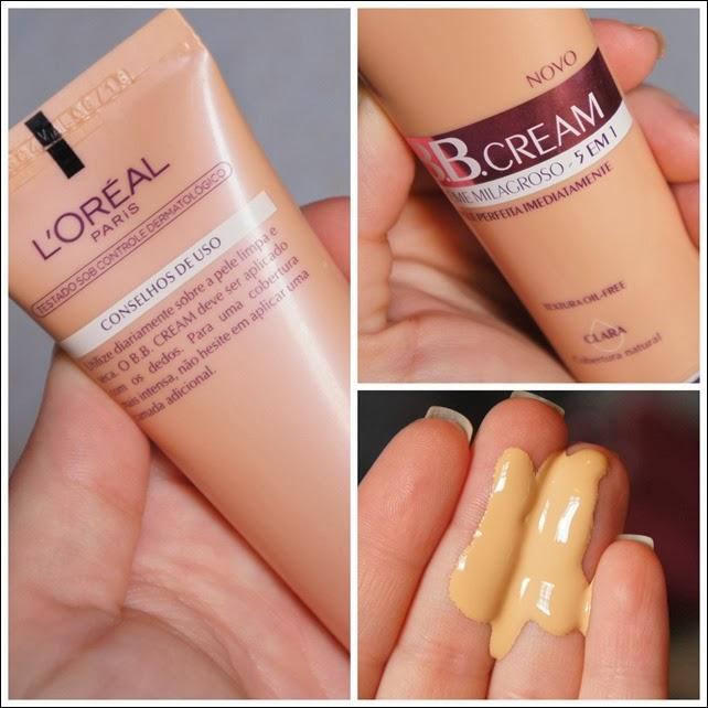 bb cream da marca loreal resenha