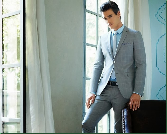 Joshua Kloss for Beymen Spring Summer 2014