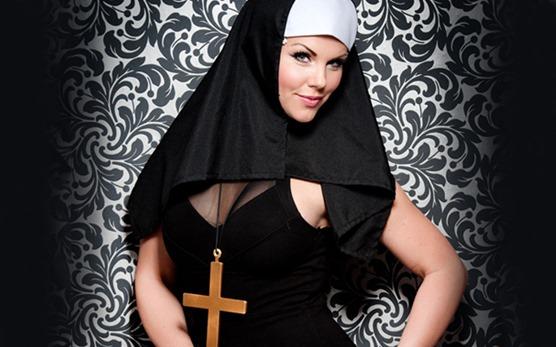 sexy-nun