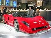 2006-3 Pininfarina Ferrari P4-5