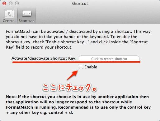 1mac app productivity formatmatch