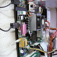 elab hackerspace gsm access control system left side view 2.JPG